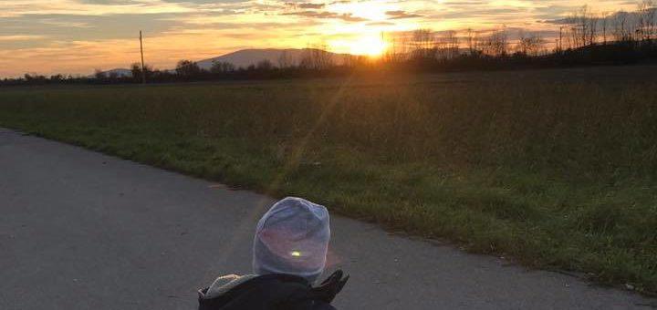 Ein etwas anderer, gemeinsamer Sonnenuntergang