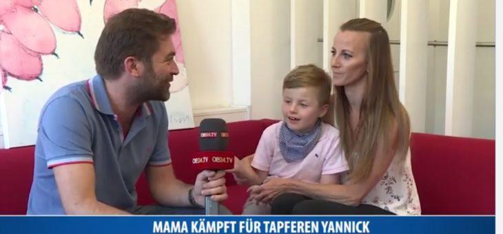 Bericht auf Oe24.tv
